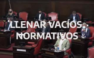 """Actualización normativa en Provincia: """"Queremos participación popular"""", dijo Kicillof"""
