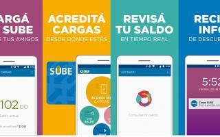 Carga SUBE Beta: La app suma nuevas funciones