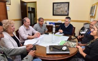 El municipio de Chascomús acordó un aumento del 30,54% para sus empleados. Foto: Prensa