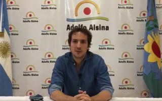 El intendente Javier Andres comunicó las nuevas restricciones