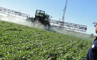 Cuestionan las normas para agroquímicos en Provincia.