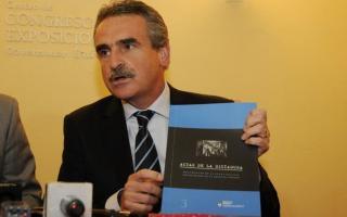 El Ministro entregará actas de la junta militar de la última dictadura en Olavarría.