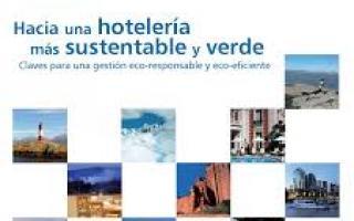 La Asociación de Hoteles y Turismo de la República Argentina presentas el Protocolo de Etiquetado en Gestión Sustentable de Hoteles