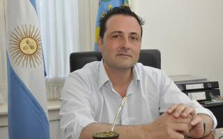 Aiola expresó su apoyo a la Ley Impositiva de Kicillof.