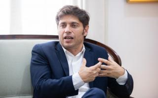 Kicillof reconoció que evalúa la suspensión de las PASO