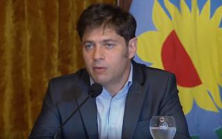 """Deuda de la Provincia: Kicillof aseguró que es """"insostenible"""" y buscan una """"solución ordenada"""""""