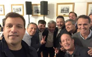 """El mensaje de Alberto Fernández a los intendentes en Areco: """"Olvidemos lo que pasó y empecemos de vuelta"""""""