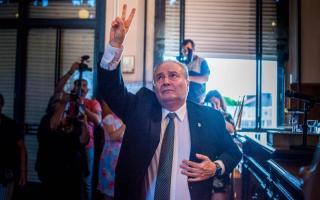 El intendente de Salto Ricardo Alessandro