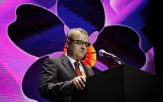 Embajador de la República Armenia, Alexan Harutiunian