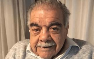 Aníbal Almirón tenía 92 años