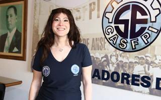La diputada asumió el 10 de diciembre en representación del Frente de Todos