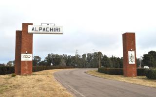 """Alpachiri se suma al programa """"Buscando Pueblos que Responden"""""""