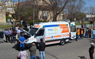 La nueva unidad fue entregada al Hospital. Foto: ElNuevoRojense