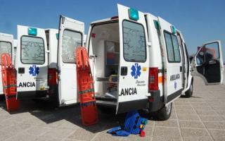 Las ambulancias serán renovadas.