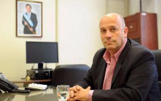 De Leo es Senador por Cambiemos y Presidente de la Coalición Cívica en Buenos Aires