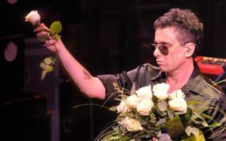 """Andrés Calamaro de gira con """"Bohemio""""."""