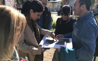 """General Arenales: Funcionarios del programa """"Pueblos Auténticos"""" en La Angelita"""