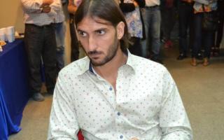 """David """"Corcho"""" Angueira, es presidente del Concejo y entrenador y referente del Club Verónica"""