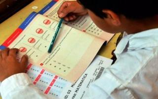 Daros del último informe del programa que evalúa la calidad educativa. Foto: Prensa