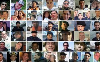 En Mar del Plata quieren que 44 calles de la ciudad lleven el nombre de los tripulantes del ARA San Juan