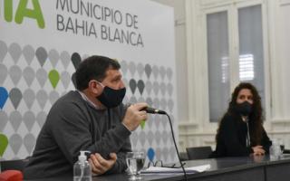 Pablo Acrogliano es el secretario de salud local