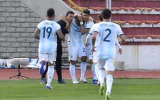 Eliminatorias Qatar 2022: Argentina lo dio vuelta en la altura y venció a Bolivia por 2 a 1 con goles de Lautaro y Correa