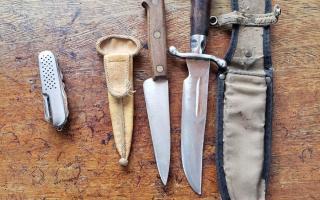 Una mujer detenida con cuchillos cerca del ministro Ritondo durante visita en Arrecifes