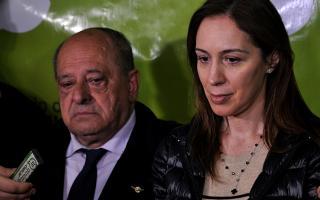 """Arroyo dice que no tiene diálogo con Vidal y que se """"olvidaron"""" de invitarlo a cumbre con intendentes"""