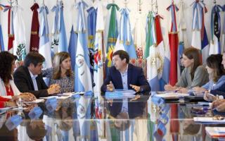 La ministra Raverta participó de reunión con Daniel Arroyo y sus pares de todas las provincias
