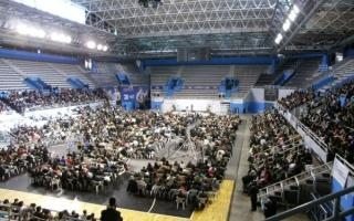 La asamblea será en el Polideportivo de Mar del Plata.