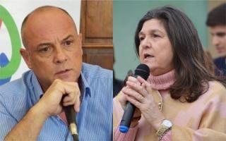 Sala y Gianini, en guerra por la situación financiera.