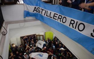 Toma del Ministerio de Economía: Dos sindicalistas a indagatoria en el marco del conflicto de Astillero Río Santiago