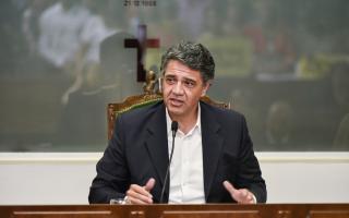 """Asunción de Jorge Macri para su tercer mandato: """"Que no se repita lo que sucedió en el pasado"""""""