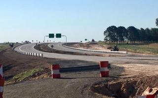 El nuevo tramo tiene 15 kilómetrosde cuatro carriles.
