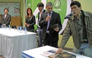 El ex concejal apoyará al espacio del intendente Jorge Ferraresi. Foto: InfoBaires24