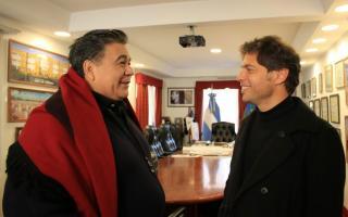 Kicillof e Ishii estarán juntos en José C. Paz.