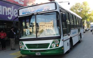 Balcarce: Balcarbus inició los recorridos de las líneas 501 y 502
