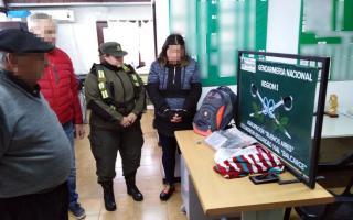 Fotos: Gendarmería