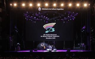 Baradero celebra la 46Festival Nacional de Música Popular Argentina.