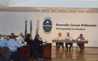 Baradero: El Concejo Deliberante rechazó declarar la Emergencia Tarifaria