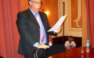 El exdiputado quedó al frente del Concejo Deliberante de San Pedro.