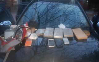 Santa Teresita: Cayó un barra de Laferrere y su pareja acusados de vender droga