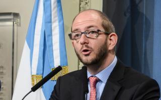 Miguel Braun dejo de ser el Secretario de Políticas Económicas del Ministerio de Hacienda