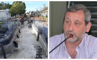 Desde el FpV cuestionaron duramente la asignación para finalizar obras en Laprida. Foto: Prensa