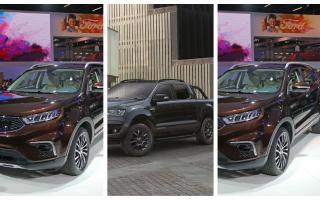 Llegan nuevos modelos de Ford al mercado argentino. Foto: Prensa