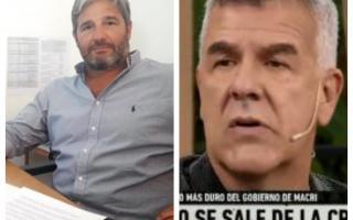 """Proyecto de repudio contra """"Dady"""" Brieva"""