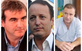 Mientras que algunos intendentes opinan a favor, otros desestiman la eventual candidatura de Insaurralde. Foto: Prensa