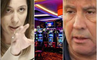 Paez, titular de gremio de empleados de casinos, rechazó la medida de la Provincia. Foto: La Noticia1