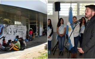 La Provincia oficializó la intervención del Consejo Escolar. Foto: LN1