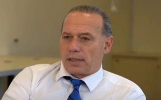 Berni sobre los organismos de Derechos Humanos: Pidió disculpas por sus dichos